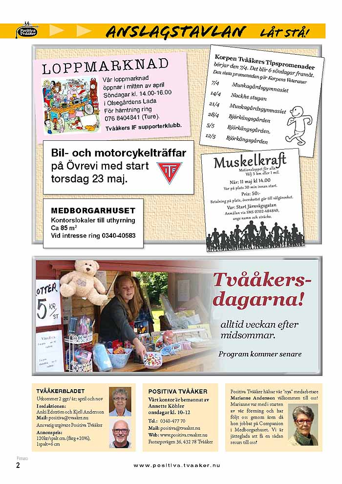 TvååkerBladet Nr21 April 2013