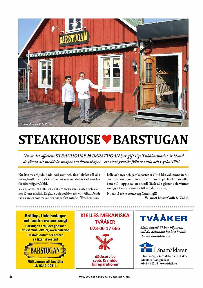 Tvååker-Bladet Nr23 April 2014